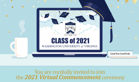 2021 Virtual Commencement ceremony